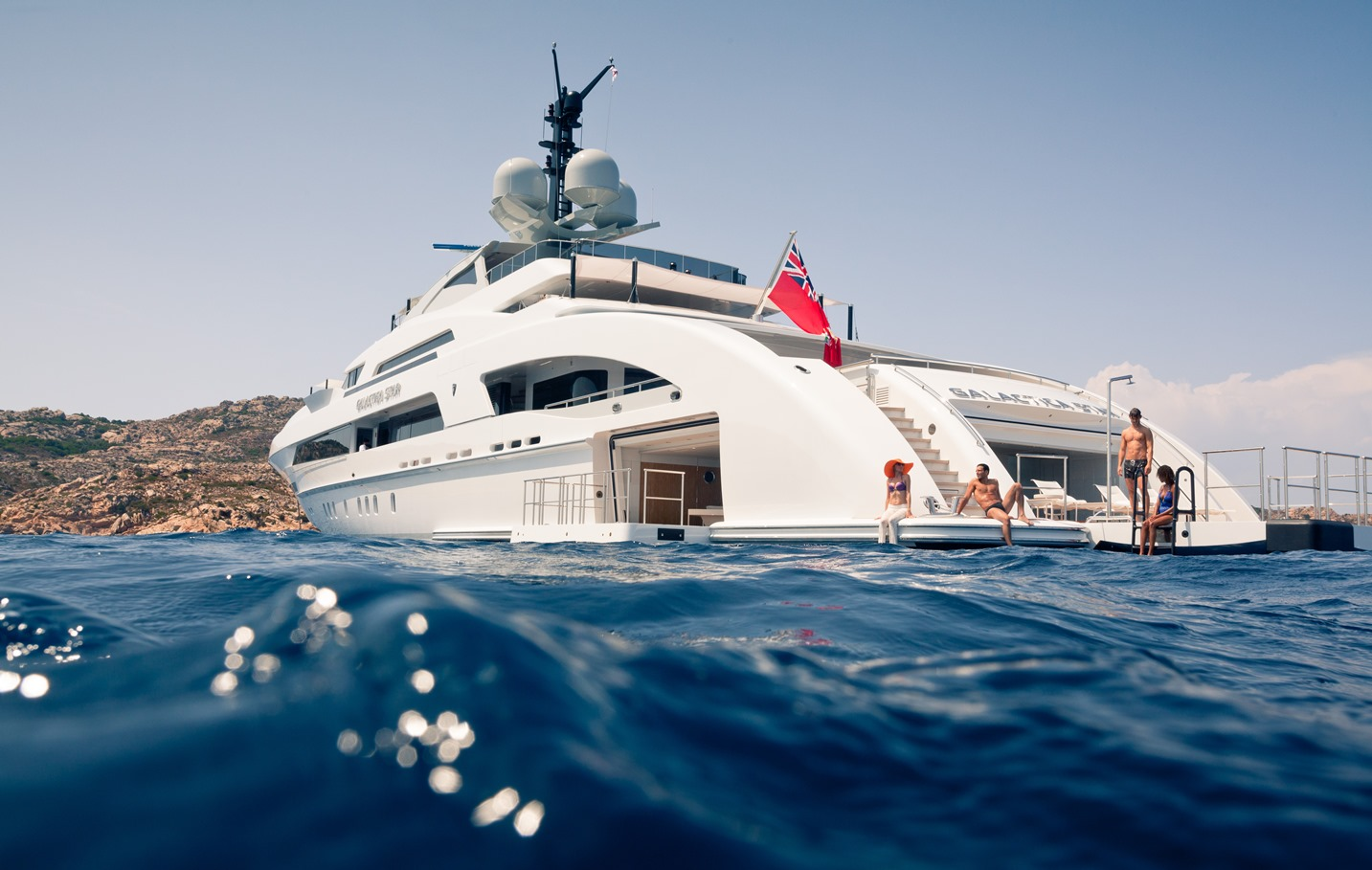 Luxury motor yacht charter Mediterranean - Yacht by Heesen and Photography by Jeff Brown