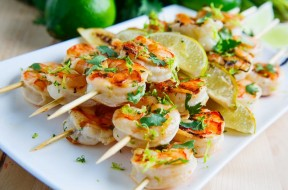 Grilled Cilantro Lime Shrimp 800 0254