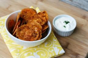 Baked-Sweet-Potato-Chips-Recipe