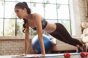 woman-exercsing-at-home